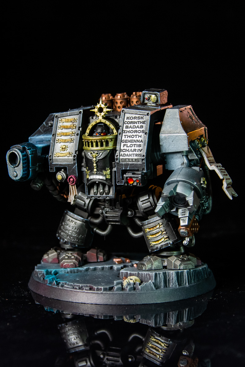 Deathwatch Dreadnought