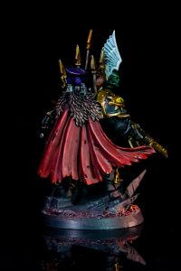 Chaos Space Marines Lord in Terminator Armour